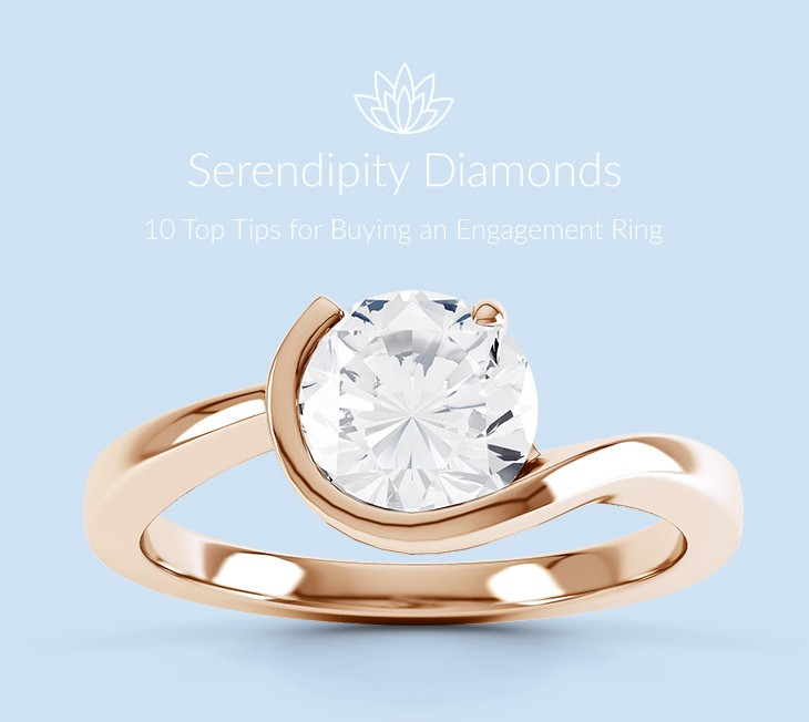 10 top tips for engagement rings
