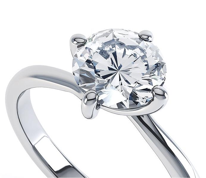 designer engagement diamond rings