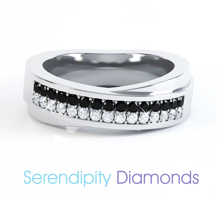 Perfect Diamond Wedding Rings