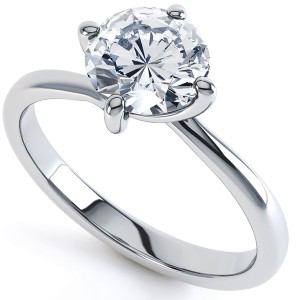 Twist Engagement Rings 10 Top Twist Diamond Engagement Rings