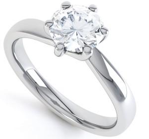 Six Claw Twist Ring