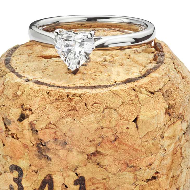 5 most romantic engagement rings perfect for a proposal