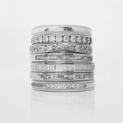 Very Vintage Wedding Rings