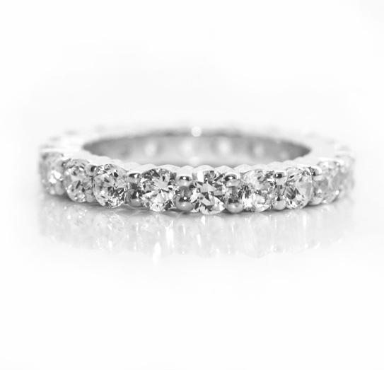 claw setting for diamond wedding ring - Wedding Ring Diamond