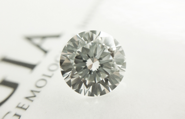 what does an SI1 diamond look like