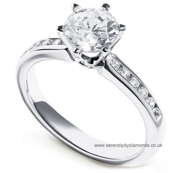 types of engagement rings an easy guide - Types Of Wedding Rings