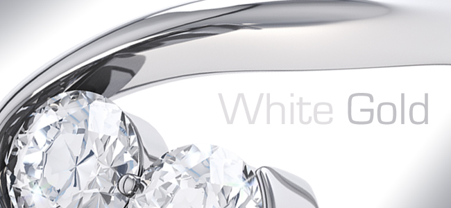 White Gold Engagement Rings - 6 Advantages - 6 Designs