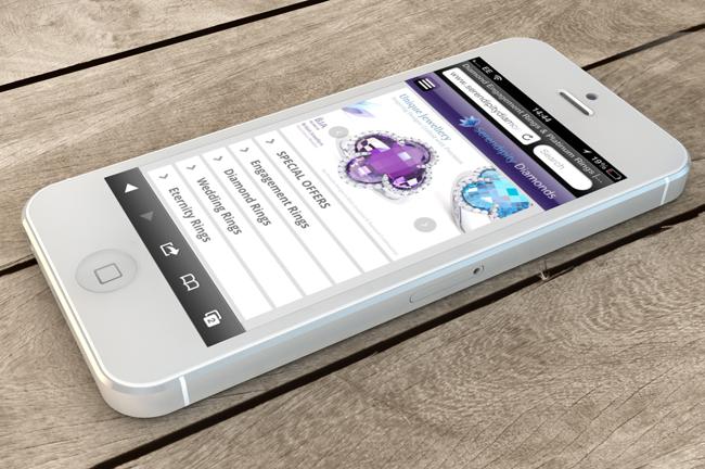Serendipity Diamonds - Smartphone Style