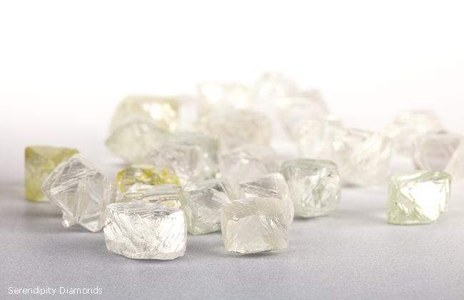 Rough-Diamond-Crystals