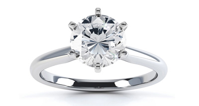 Six-Claw-Tiffany-Engagement-Ring