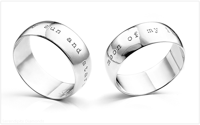 Game Of Thrones Inspired Wedding Rings