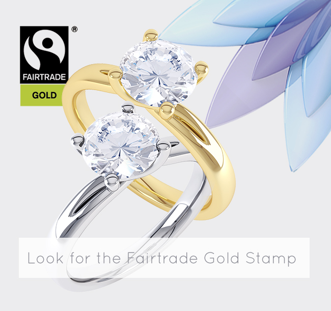 Fairtrade Gold Engagement Rings - Introduced as an option for engagement rings by Serendipity Diamonds in Summer 2014