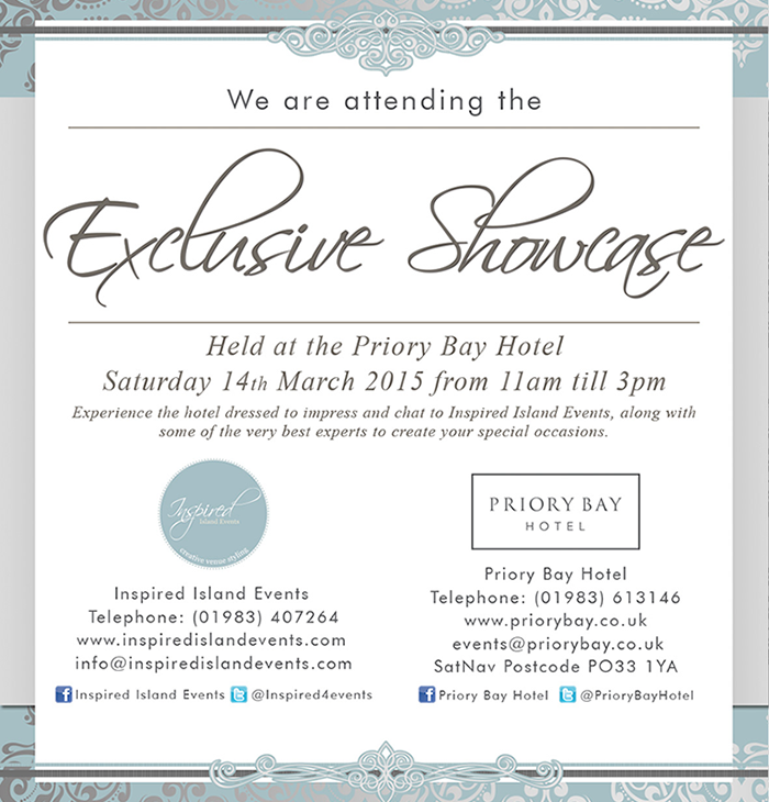 Priory-Bay-Wedding-Event-Flyer