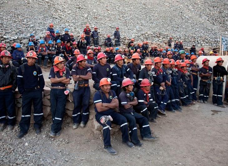 Sotrami Gold Miners, Peru, Image credit Eduardo Martino