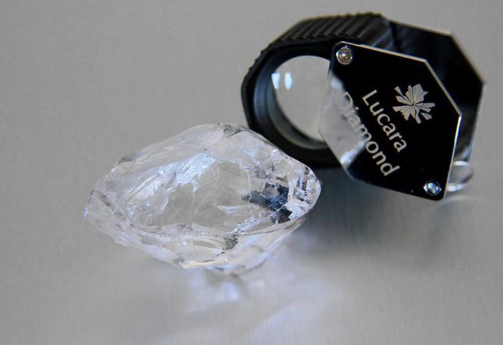 Lucara 336 carat diamond