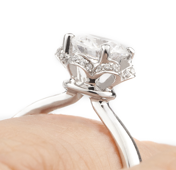 The Average Price Of An Engagement Ring