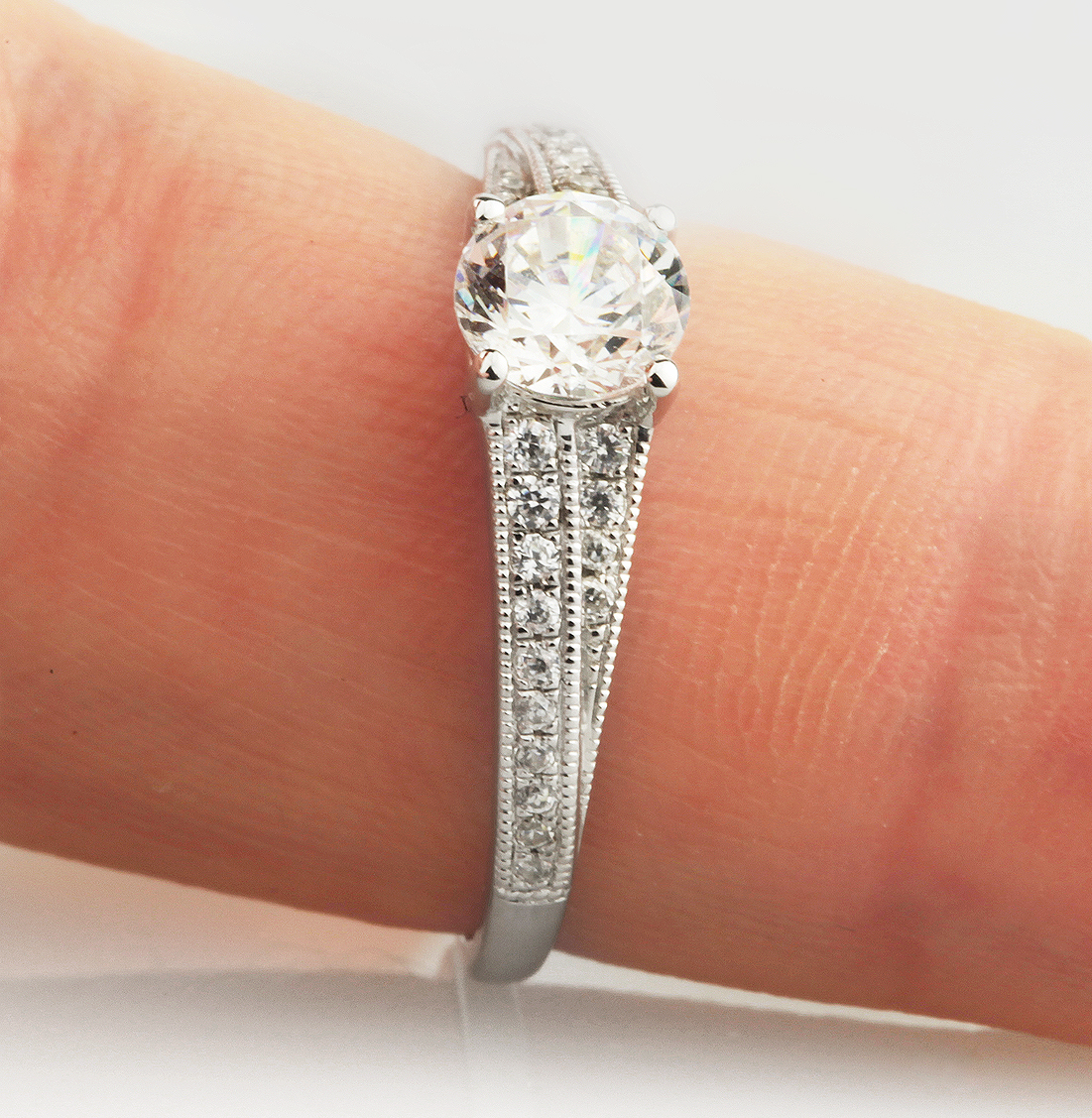 average cost of carat diamond engagement ring