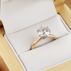The average price of an engagement ring what it gets you in 2016