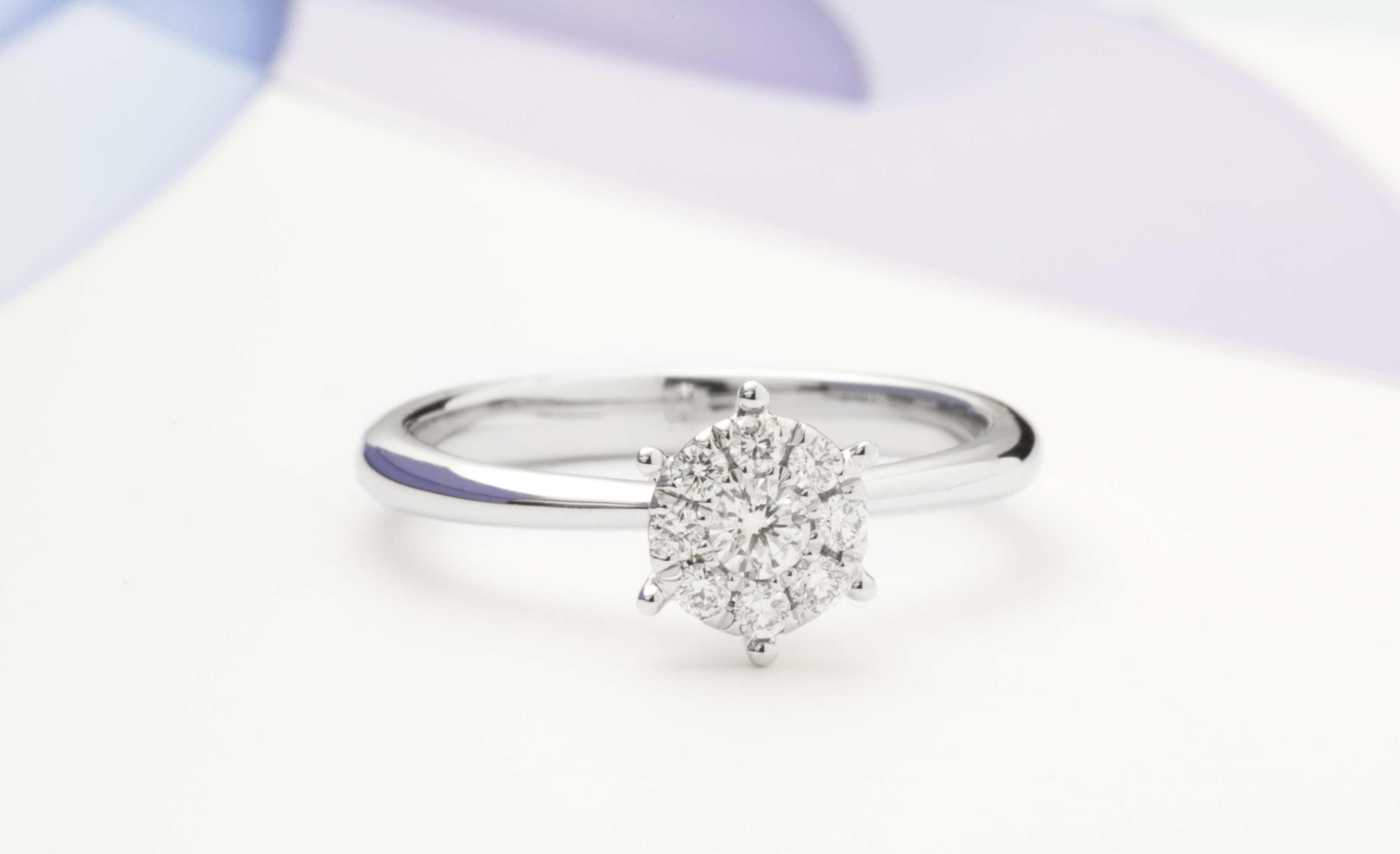 the average price of an engagement ring chocolate diamond wedding rings Solitaire cluster ring