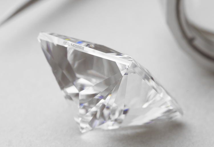 How To Read The Gia Laser Inscription On Your Diamond