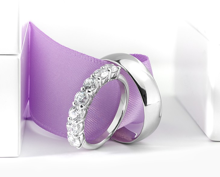 platinum wedding rings why choose a platinum band - Platinum Wedding Rings