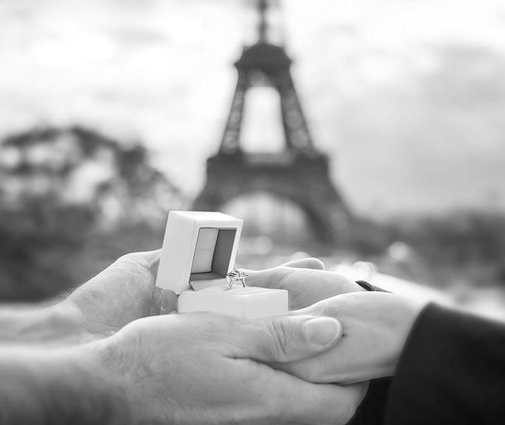 Engagement Ring Photo Challenge