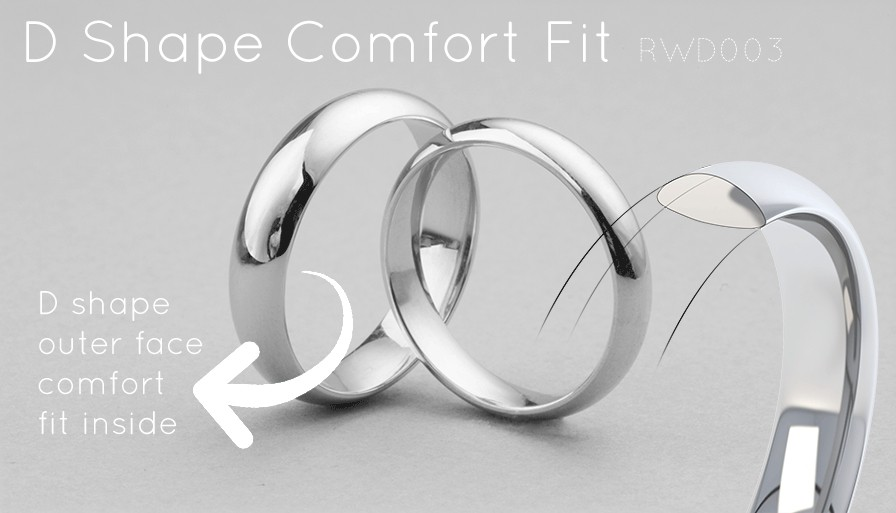 shape a blog rings what low fit d is dome comfort shaped domed guide wedding to ring