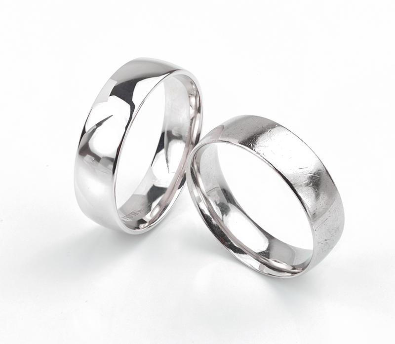 rings wedding for mens durable metal strongest