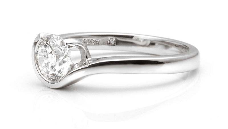 Budgeting for an ethical engagement ring