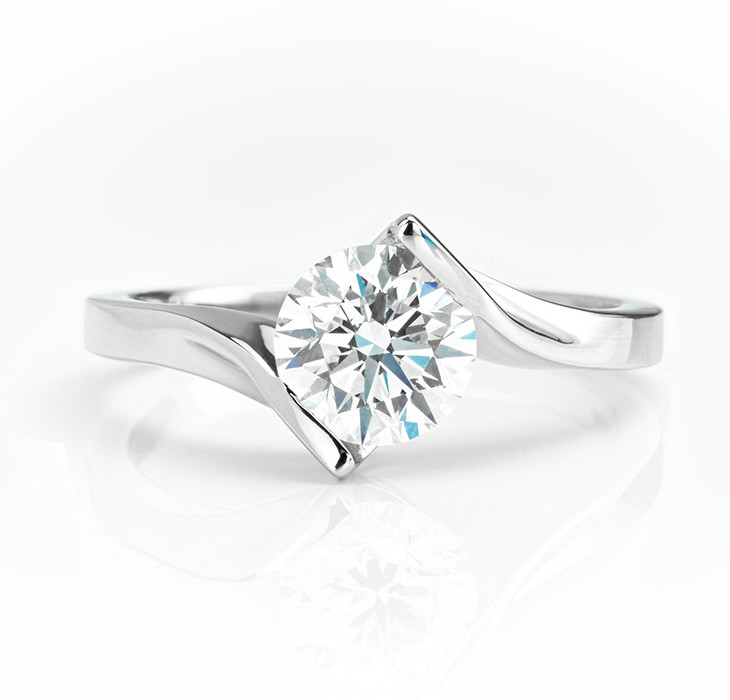 engagement cartier ring diamond products proposal solitaire logo f round gia brilliant jewellery