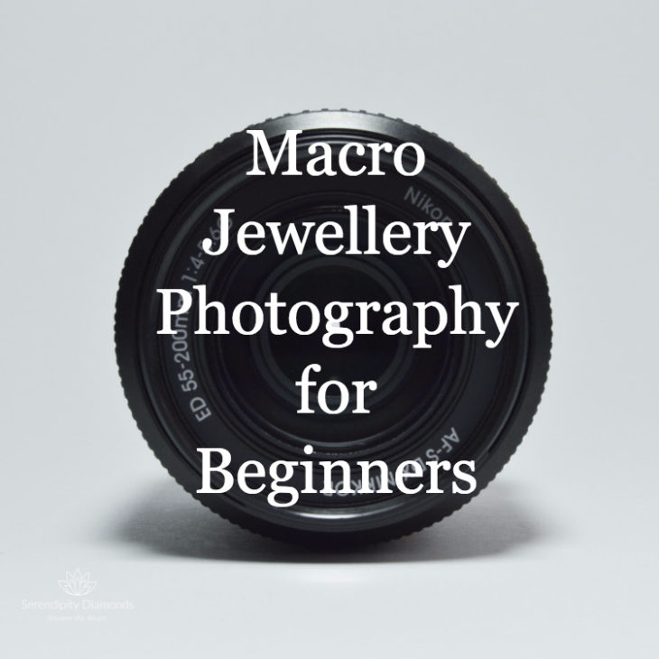 Macro jewellery photography for beginners