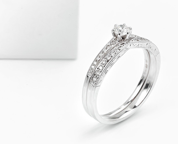 for diamond hand engagement ritani best blog size small shape rings hands the com shapes your big