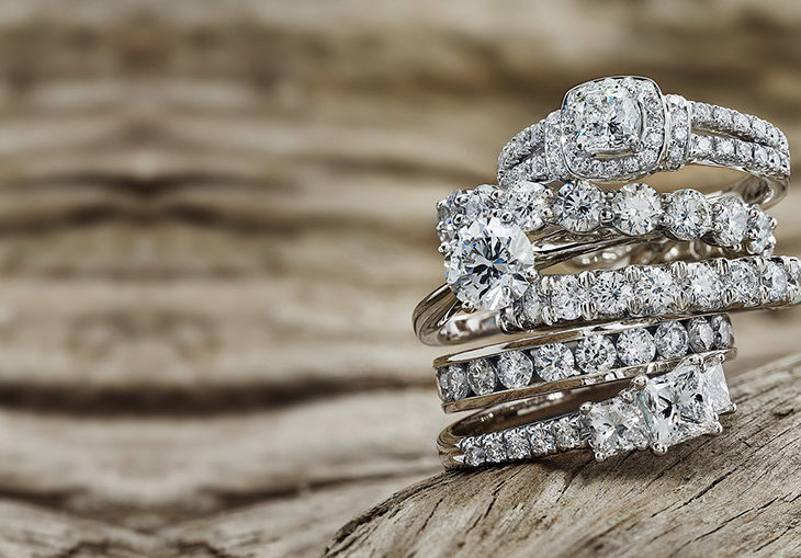 Ethical diamond engagement rings
