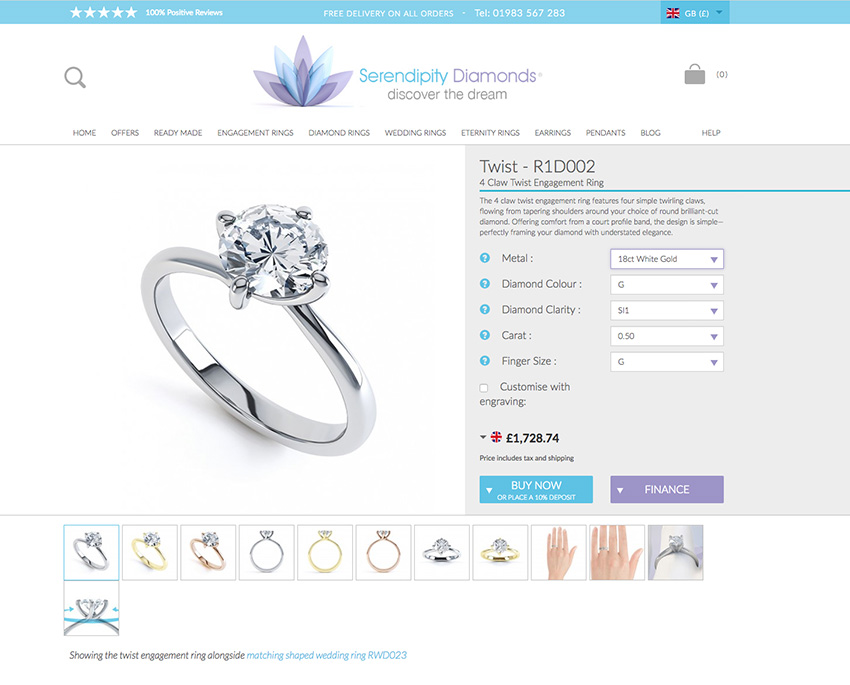Delicieux The Average Price Of An Engagement Ring At Serendipity Diamonds