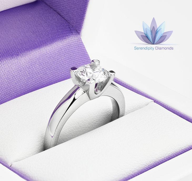 Durable diamond settings
