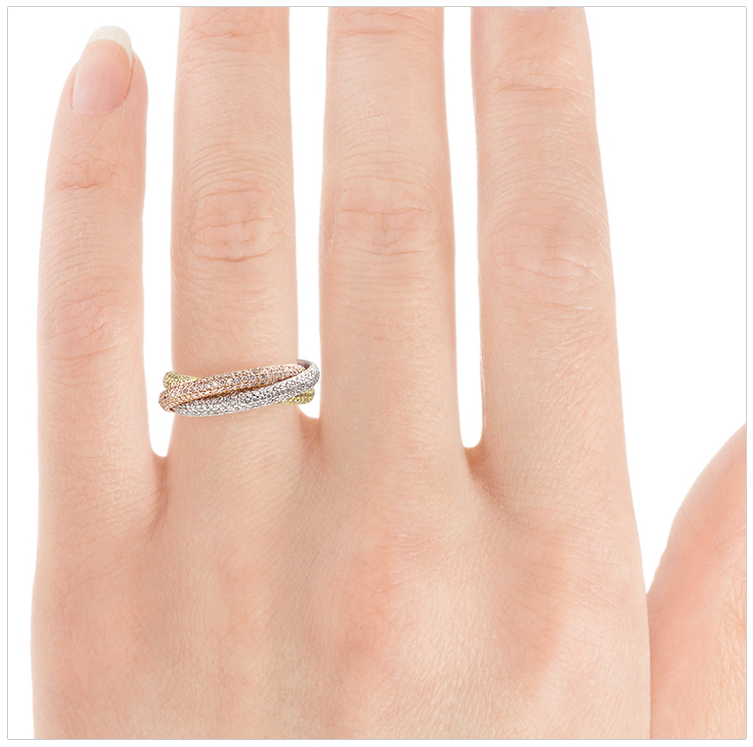 Are Wedding Rings Worn On The Right Hand: Diamond Wedding Rings Worn As A Pendant