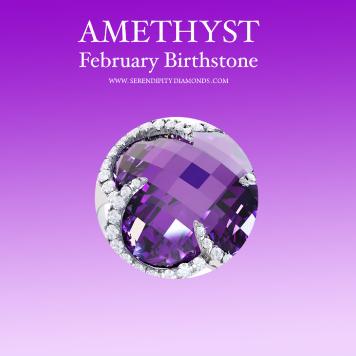 Amethyst The Beauty And Origin Of A February Birthstone
