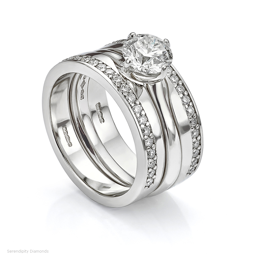 Home Cleaning For Platinum Jewellery & Diamond Engagement