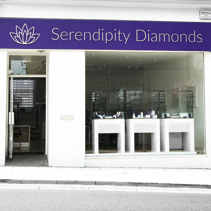 Serendipity Diamonds Showroom, Ryde