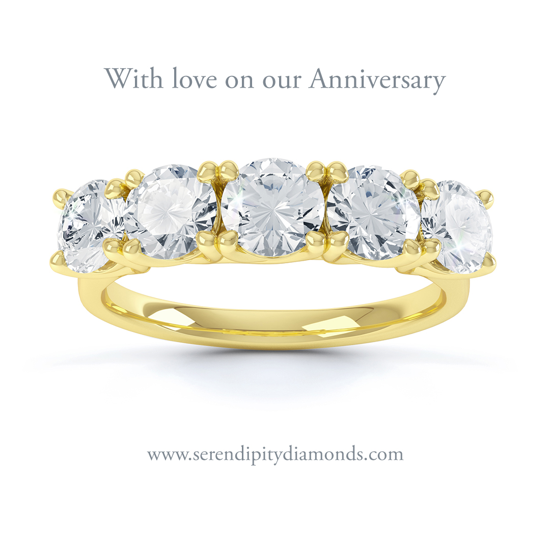 What Is An Anniversary Ring Eternity Rings Vs Anniversary Rings