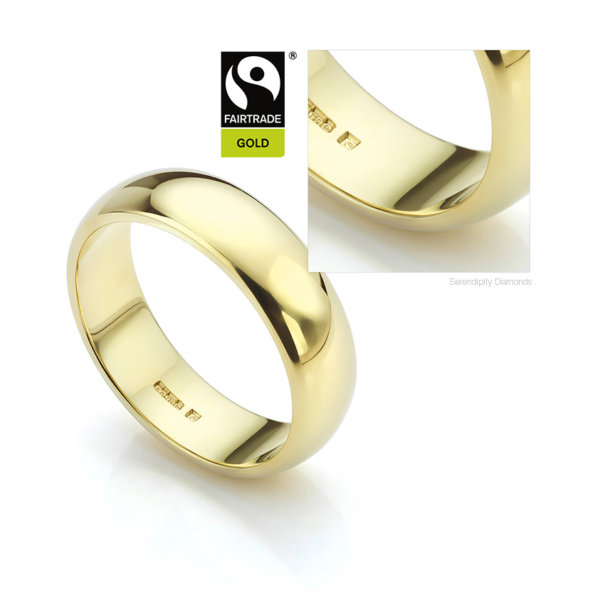 What is the Fairtrade Gold Stamp? Buying Ethical Gold Jewellery