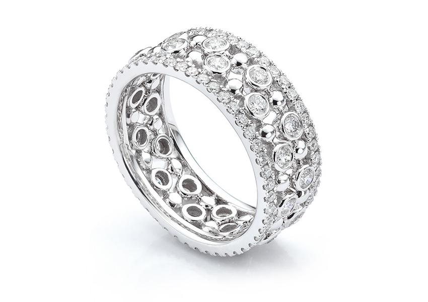 Fusion ring Anastasia