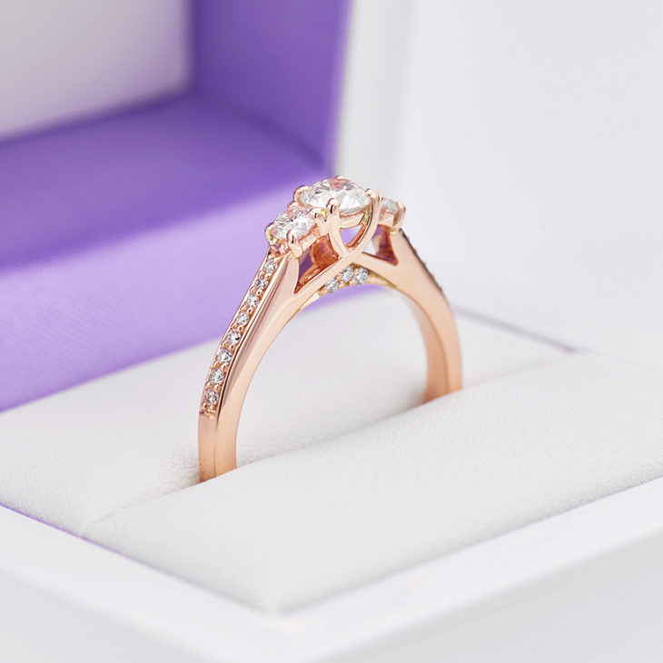 Bespoke jewellery designs added to website