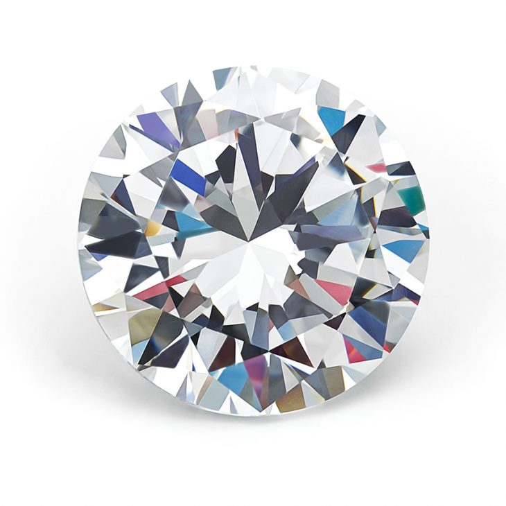 Clarity enhanced diamonds and treatments