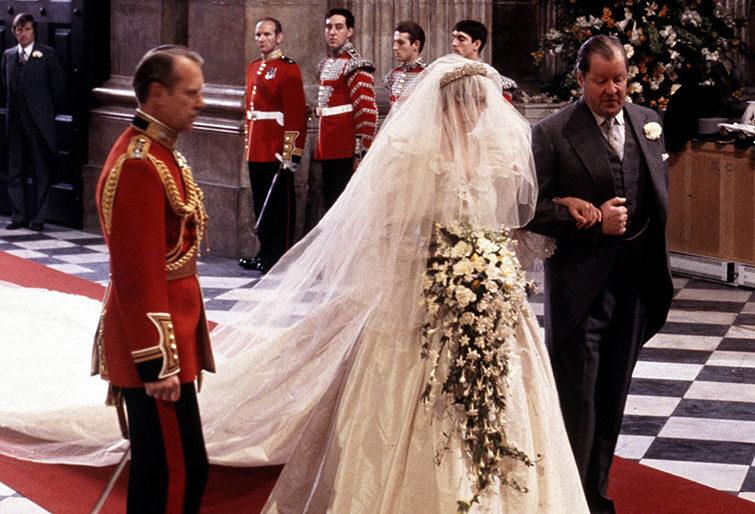 Diana Wedding with Myrtle