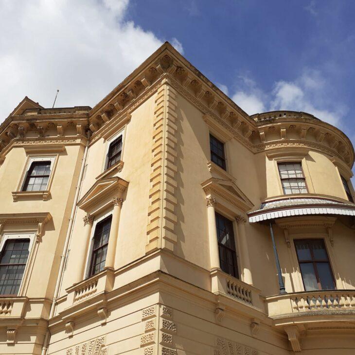 Osborne House Home to Queen Victoria