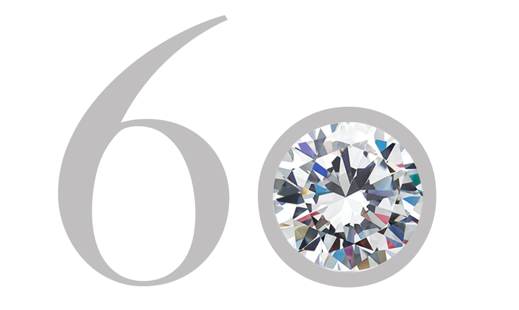 60 years for a diamond wedding anniversary