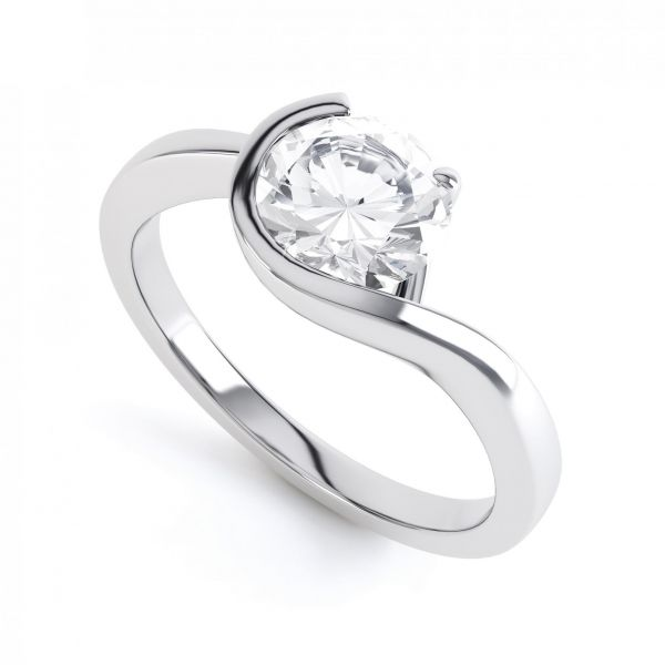 Orion Diamond Engagement Ring Main Image