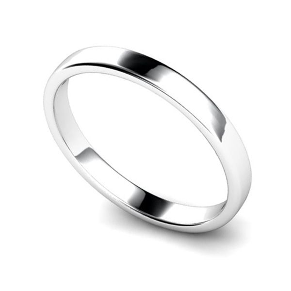 Light Weight Court Wedding Ring  Main Image
