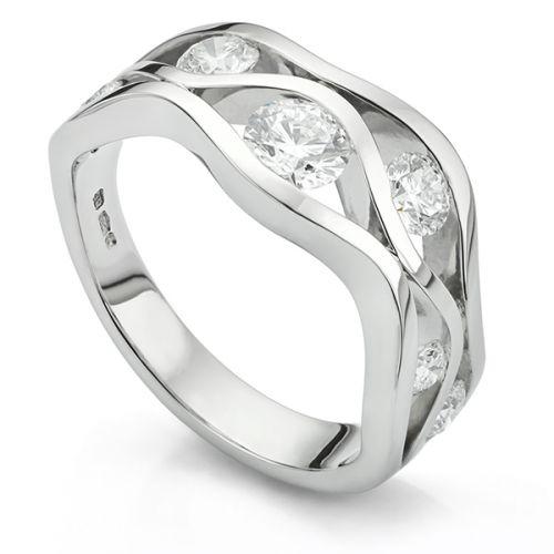 6 Stone Rings